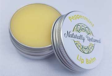 Naturally Untamed - Peppermint Lip Balm